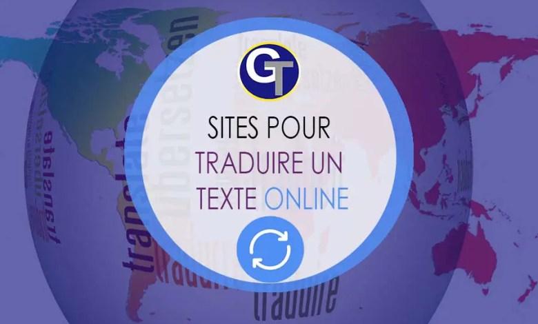 Traduire Un Texte Online : Meilleurs Sites De Traduction En Ligne Gratuits