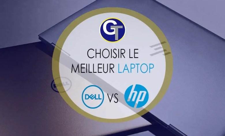 Dell VS HP : Un Guide Pour Choisir Le Meilleur Ordinateur Portable en 2019