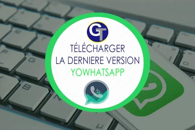 Télécharger YoWhatsApp 2019 - Yo WhatsApp 8.00- Dernière Version Android