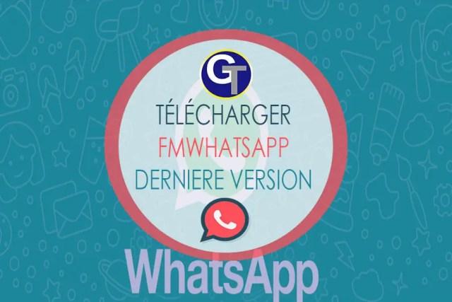 Télécharger FMWhatsApp 2019 APK (FMWA 8.00) - Dernière Version
