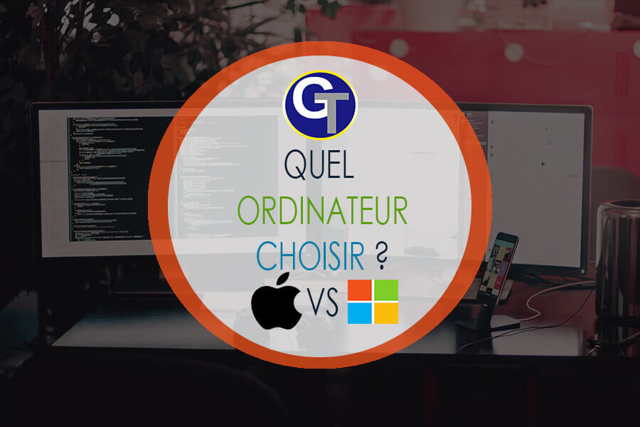 Mac vs PC : Quel Ordinateur Choisir Entre OS X ou Windows ?