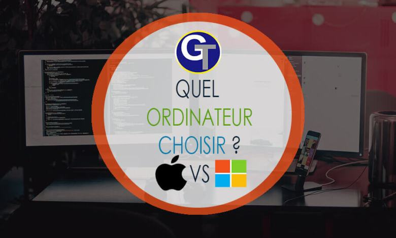 Mac vs PC : Quel Ordinateur Choisir Entre OS X ou Windows ?