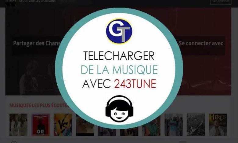 243tune.com télécharger et téléverser la musique gratuitement