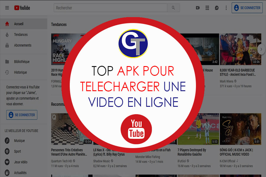 Top 10 Meilleurs YouTube Downloader Video Pour Android En 2019