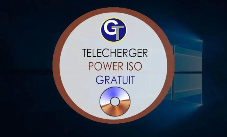 Télécharger PowerISO Portable ou Power ISO