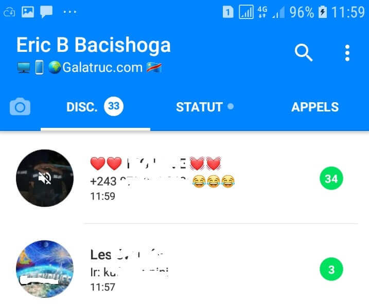 GB WhatsApp APK 2019