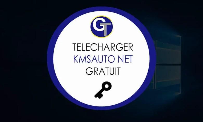 Télécharger KMSAuto Net Portable 2020 gratuit