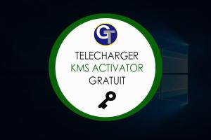 Télécharger KMS Activator, KMS Tools ou KMS Tool