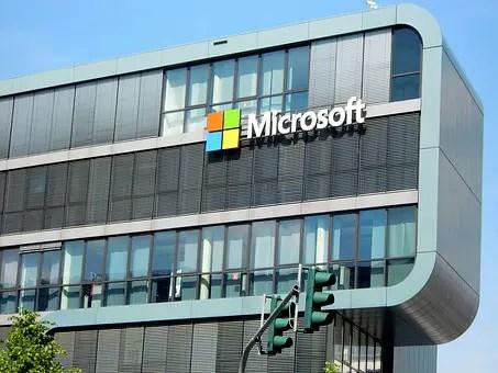 L'historique de Microsoft