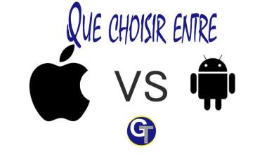 Photo of Android vs iOS : Quel smartphone choisir pour un usage personnel
