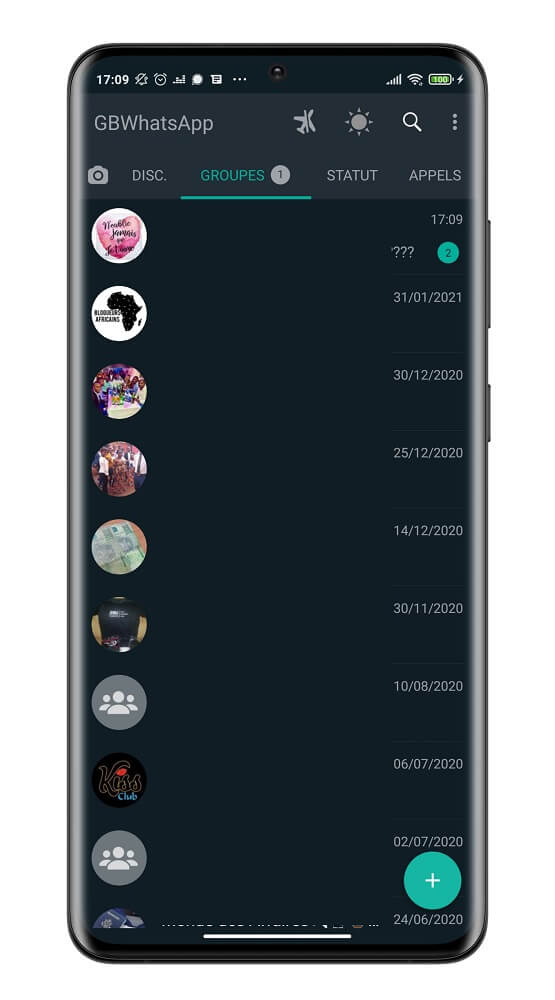 Yowa - Meilleure WhatsApp Mod