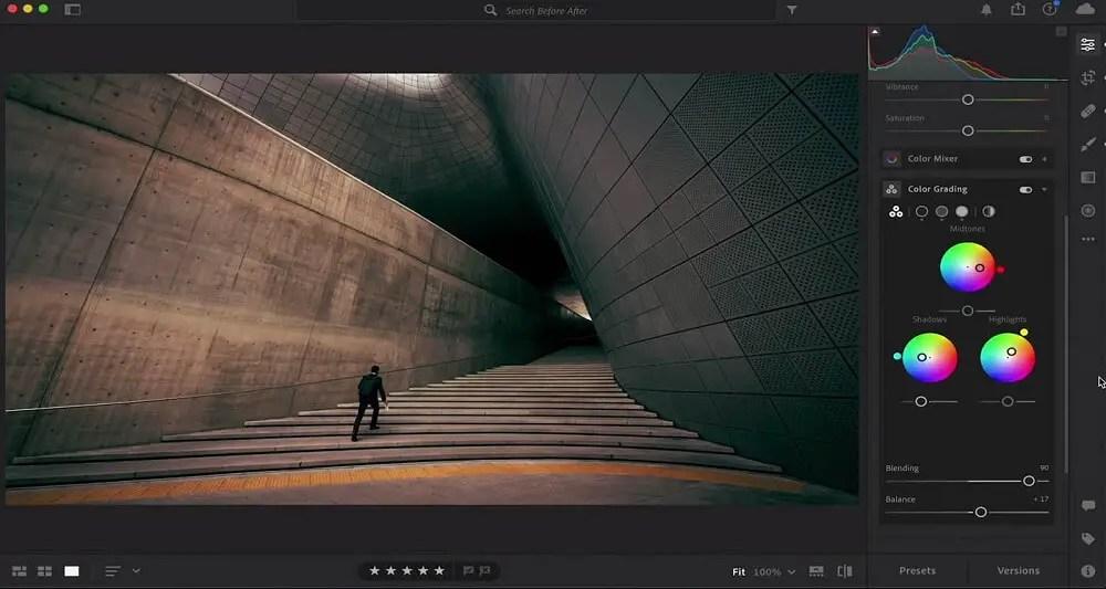 Capture Adobe Lightroom vs Photoshop