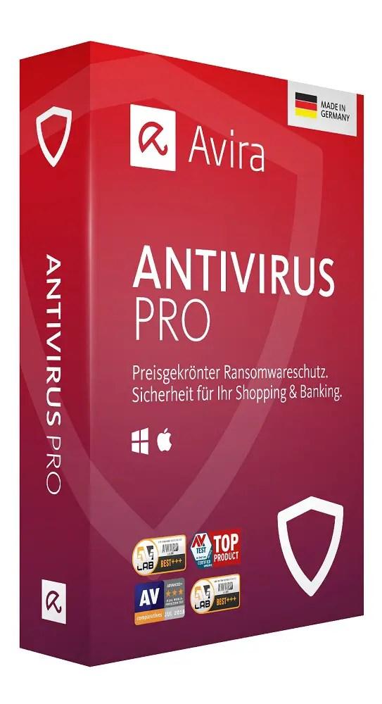 Avira : le mérite d'un antivirus gratuit, efficace et léger