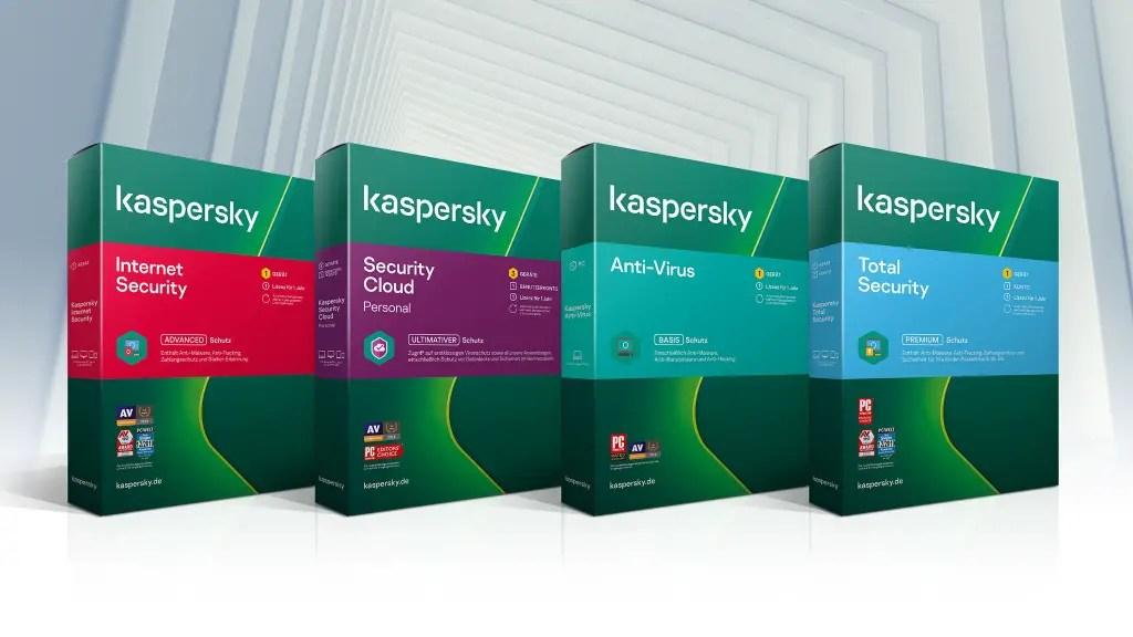 Kaspersky Logiciel Antivirus