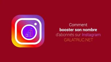 Photo of 5 Méthodes pour augmenter le nombre d'abonnés ou Followers sur Instagram
