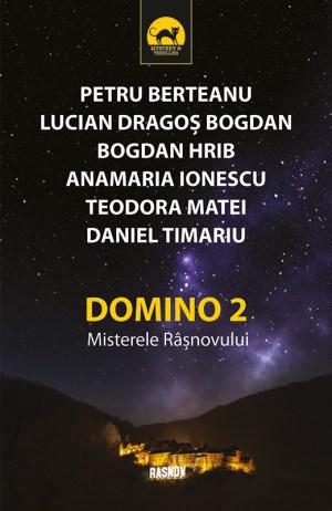 Domino 2 - Lucian Dragos Bogdan, Teodora Matei, Daniel Timariu