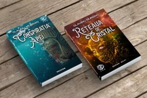 Seria Conspirația, 2 vol. - Claudiu Murgan