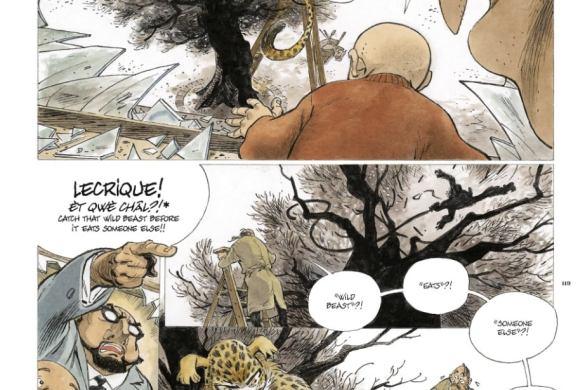 Marsupilami - The Beast