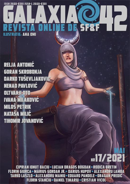 Revista Galaxia 42 #17 mai / 2021