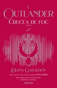 Crucea de foc vol. 2 (Seria Outlander, partea a V-a, ed. 2021) de Diana Gabaldon