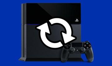 PS4 atualização 8.50