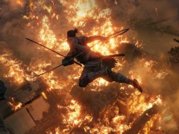 Game of the Year de Sekiro: Shadows Die Twice
