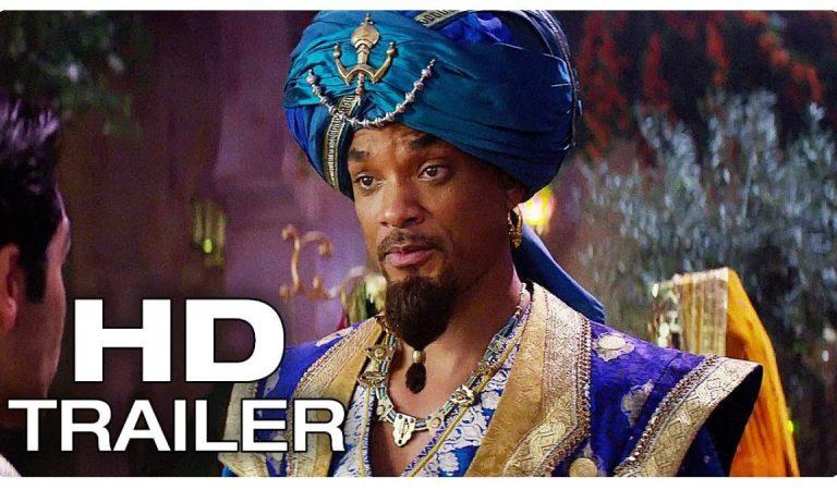 Aladdin| Confira o primeiro trailer completo liberado pela Disney!