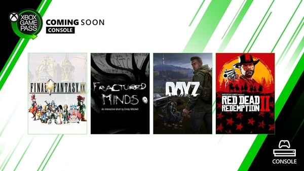 Xbox Game Pass Maio 2020