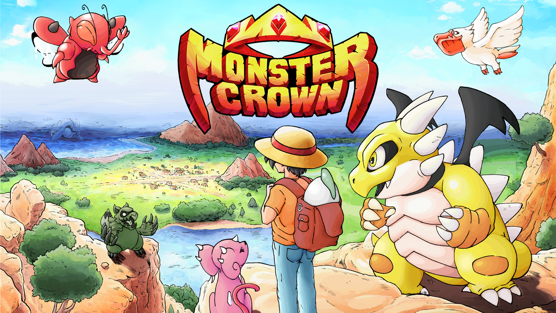 Review Monster Crown