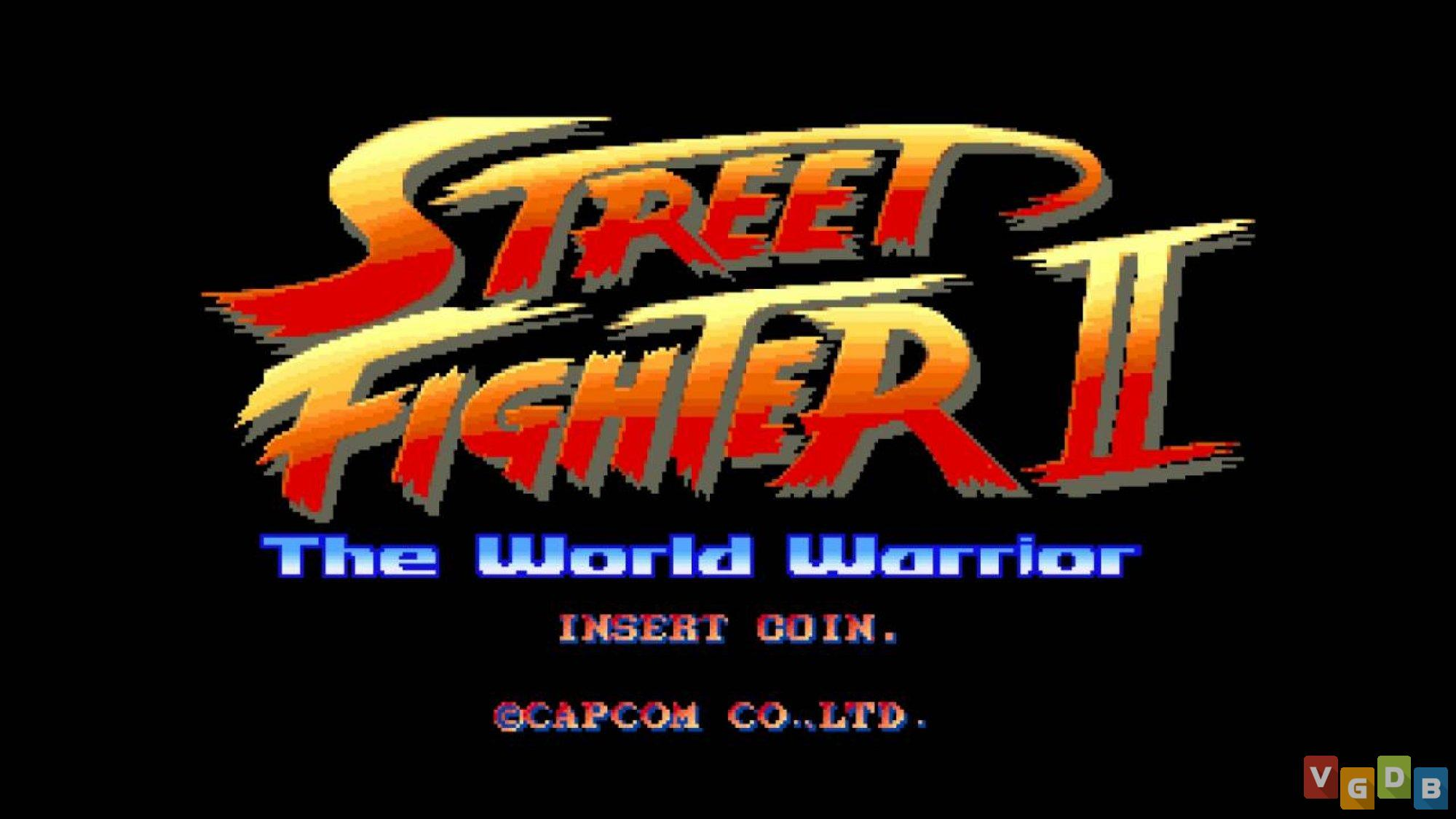 Street Fighter 2 : The World Warrior