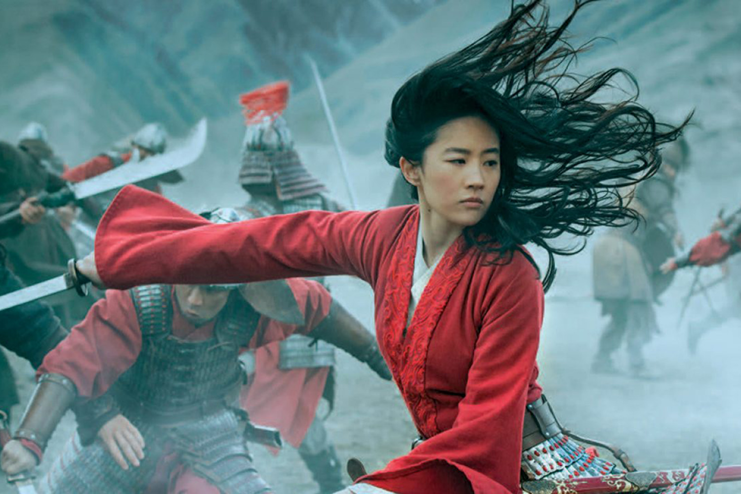 Trailer do live action de Mulan