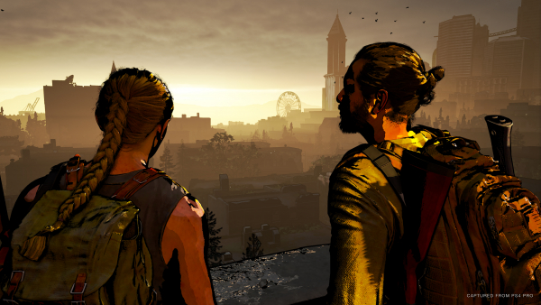 The Last of Us Parte II