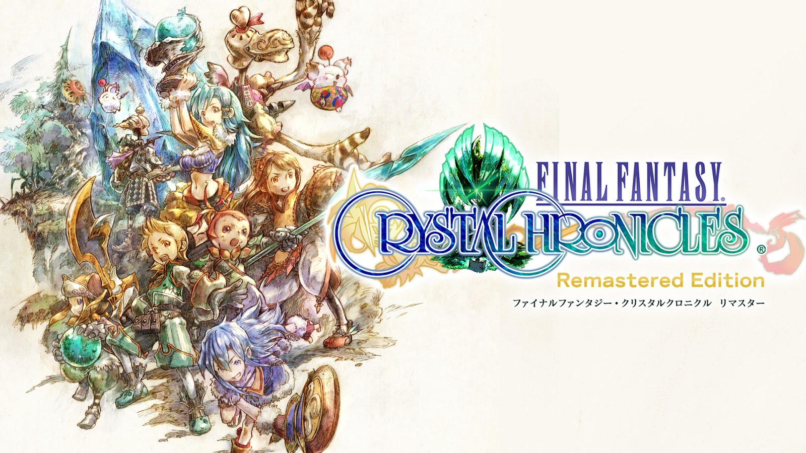 [Review] Final Fantasy Crystal Chronicles Remastered Edition para PS4