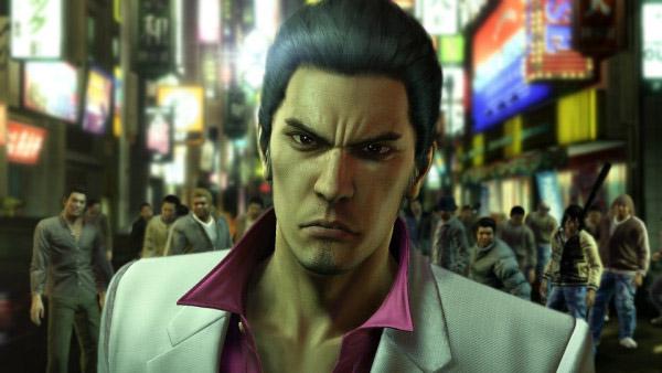 Yakuza live action