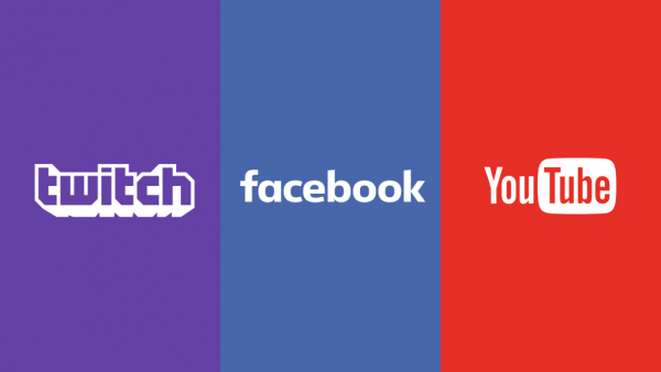 Plataforma de STREAMING centraliza conteúdos do Facebook, Youtube, Twitch e mais