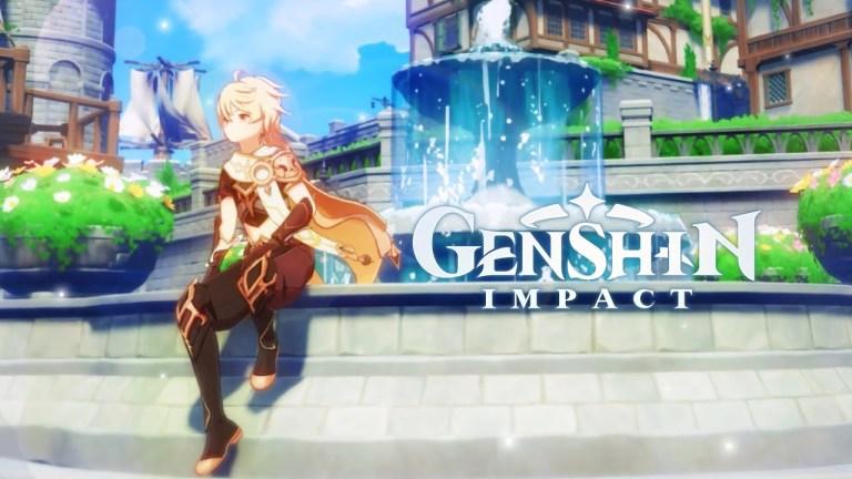 Genshin Impact atualização