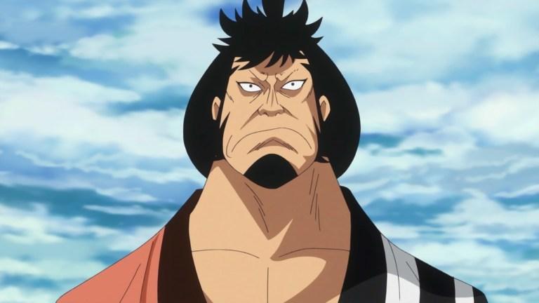 Kin'emon One Piece: Pirate Warriors 4