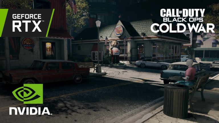 Ray Tracing e DLSS em Cod: Black Ops - Cold War