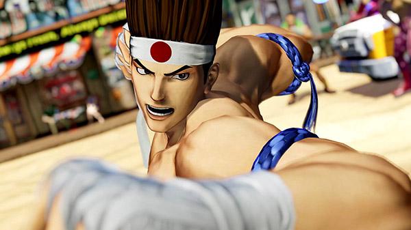 The King of Fighters XVJoe Higashi
