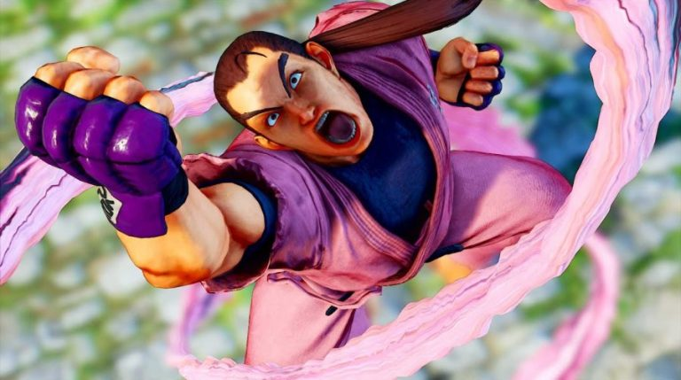 Street Fighter V: Champion Edition gameplay de Dan Hibiki