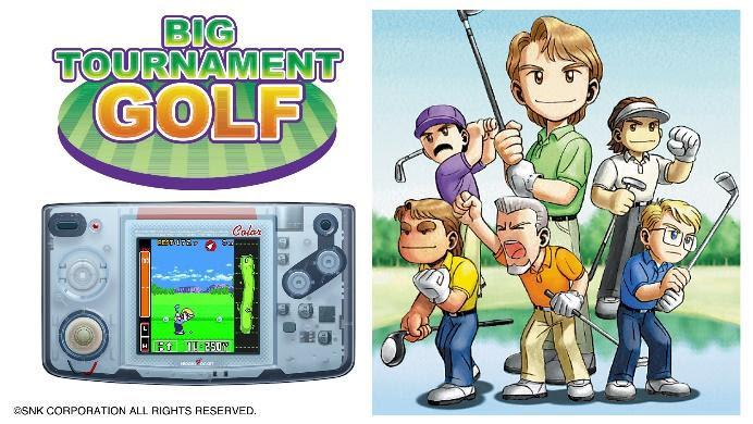 Big Tournament Golf