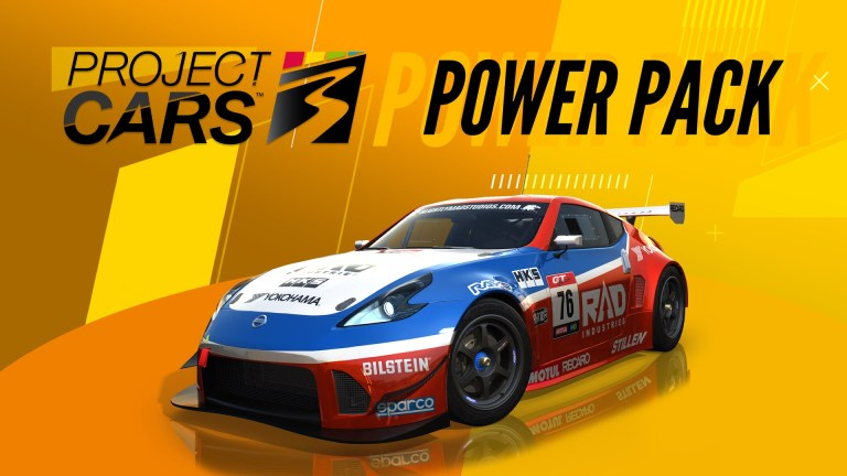 Power Pack Project CARS 3