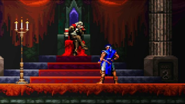 Castlevania Symphony of The Night