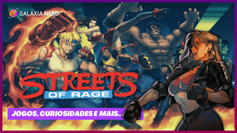 Especial Streets of Rage