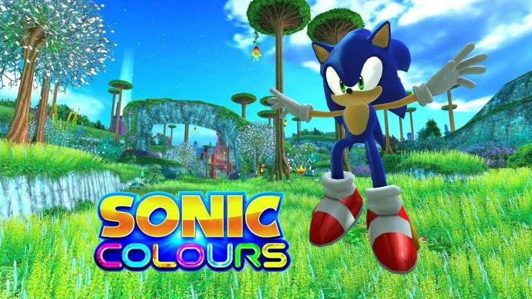 Sonic Colors Remastered