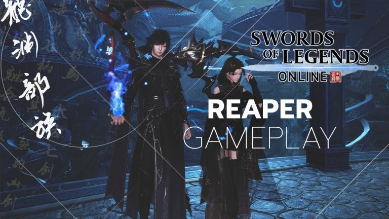 Swords of Legends Online Reaper