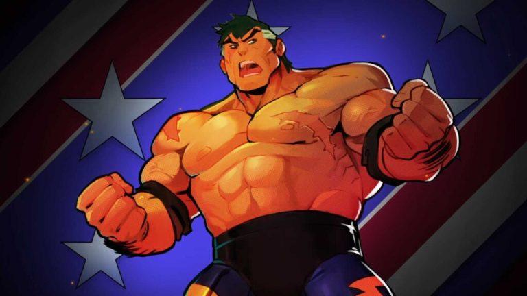 Max Thunder é revelado para Streets of Rage 4: Mr. X Nightmare