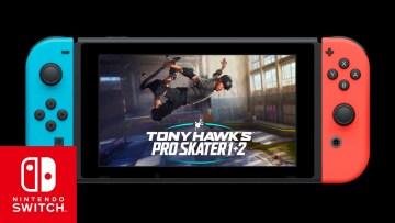 Tony Hawk's Pro Skater 1 + 2