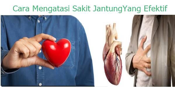 Cara Mengatasi Sakit Jantung