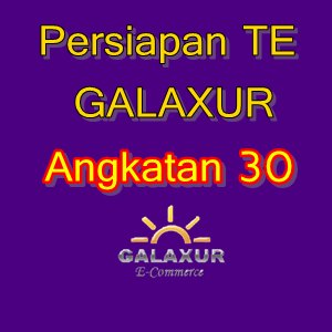 training TE Galaxur 30